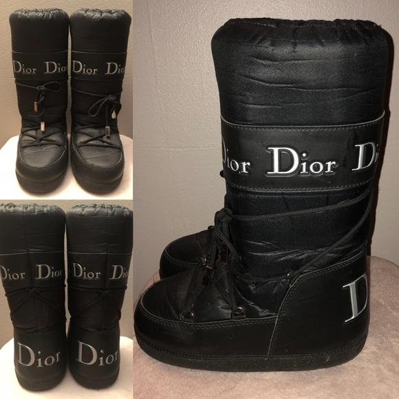 1f6fed2d Christian Dior Moon Boots 6